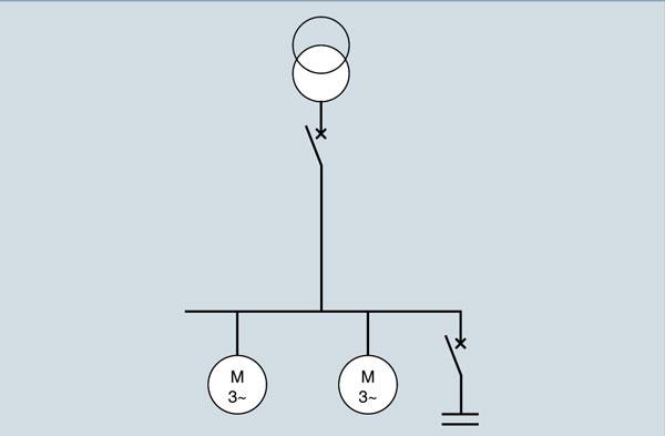 Компенсация реактивной мощности. Рис.24. Конденсаторные установки постоянной емкости