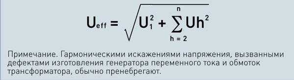 Компенсация реактивной мощности. Рис.28.